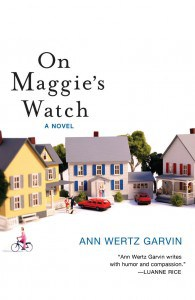 """On Maggie's Watch"" Ann Garvin Author"