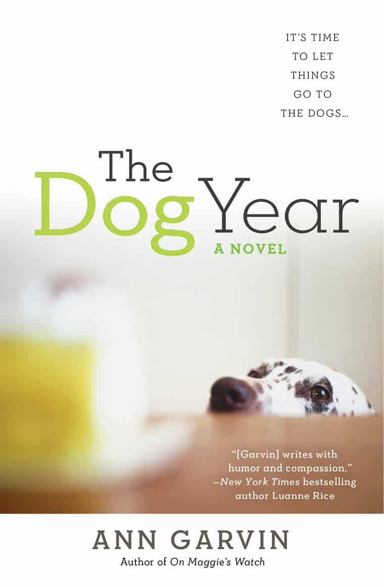 The Dog Year, Ann Garvin Author