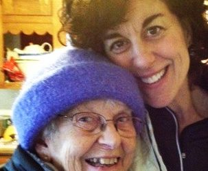 Night Moves: How my mom tricked Alzheimers.