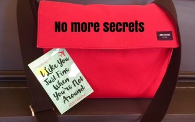 No More Secrets. Read Mine Here