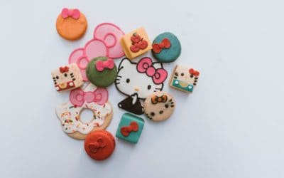 Lonely? Just say Hello Kitty!